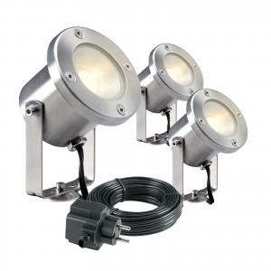 Garden Lights Catalpa Set Spot 12V